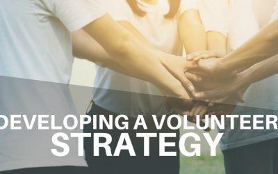 Developing a NextGen Volunteer Strategy