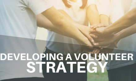 Developing a NextGen Volunteer Strategy
